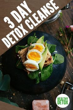 Super Delicious 3 Day Detox Cleanse For Weight Loss - Healthy Detox News