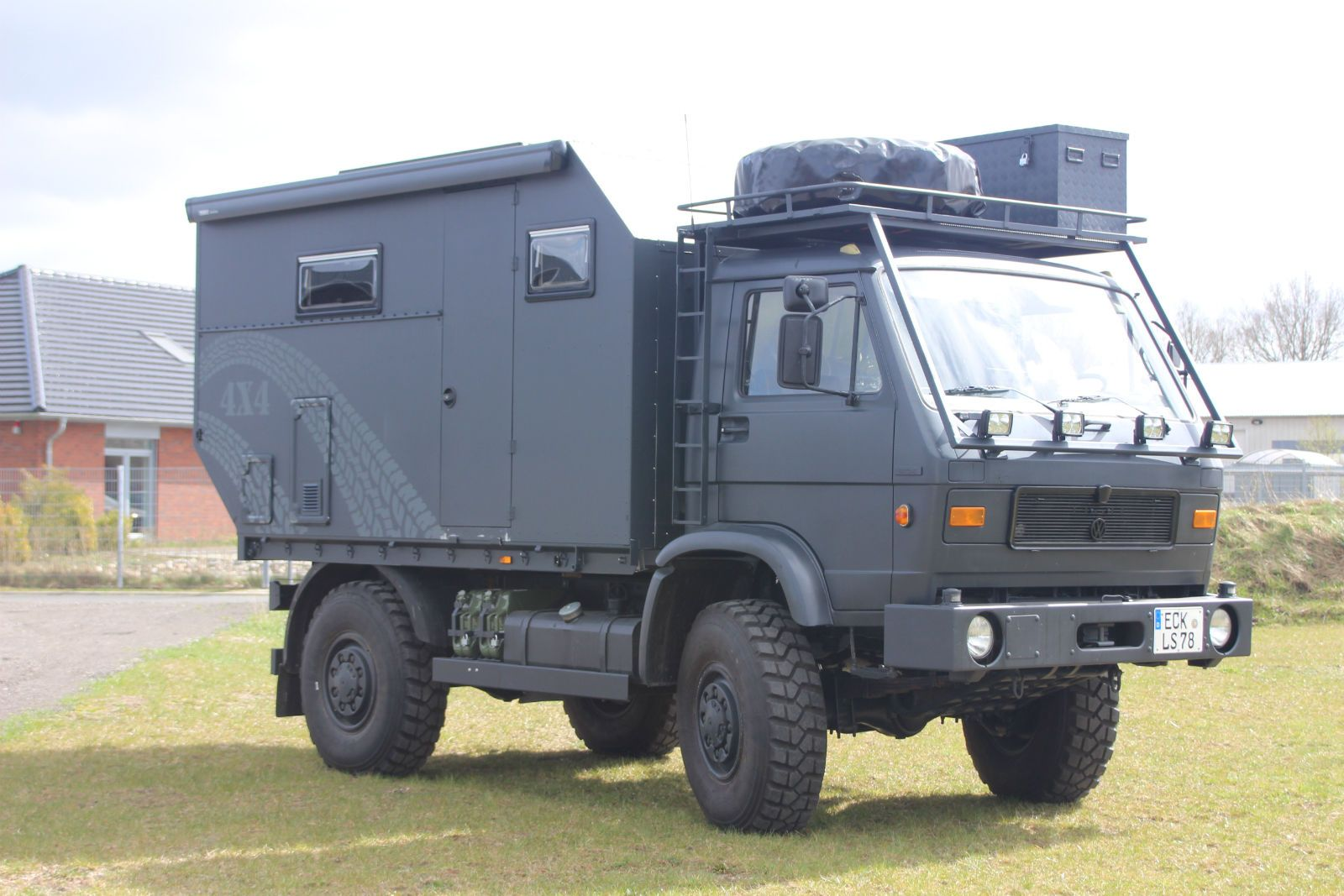 man fae 4x4 neubau koffer als wohnmobil andere in owschlag survival vehicles. Black Bedroom Furniture Sets. Home Design Ideas