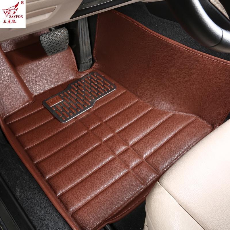 Customize Special Car Floor Mat For Mitsubishi V3 6 7 Lancer