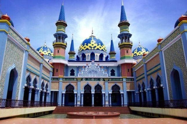 Masjid Jami Tuban Dunia Masjid Jakarta Islamic Centre Masjid Mosque Architecture Islamic Architecture