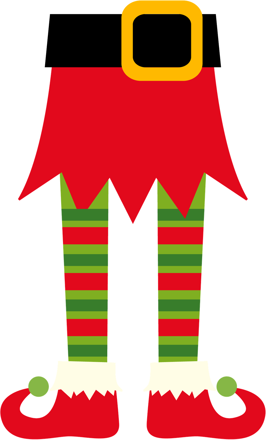 christmas elf clip art clip art christmas 2 clipart rh pinterest com  elf legs clipart free