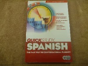 Quick Study Spanish ** Details can be found by clicking on the affiliate link Amazon.com.