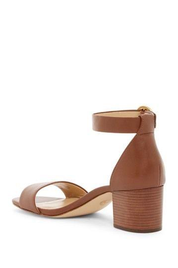 70f8457420d Lena Mid Block Heel Sandal by MICHAEL Michael Kors on  nordstrom rack