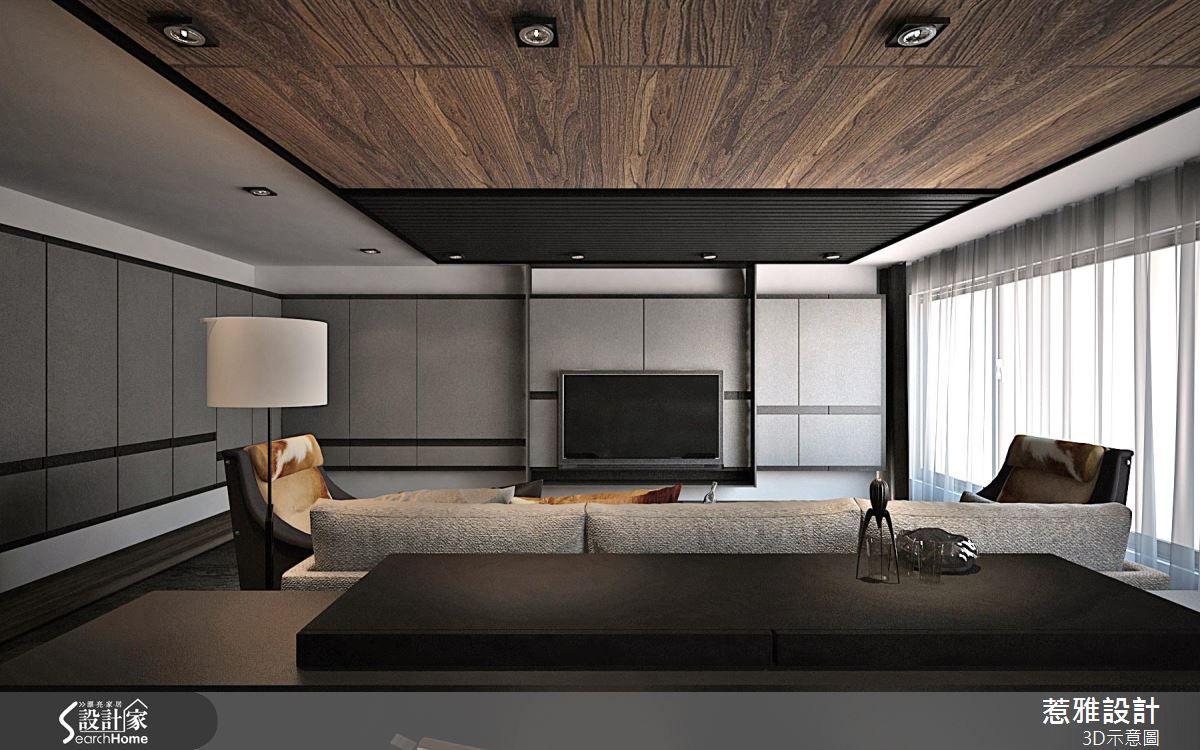 惹雅國際設計現代風設計圖片惹雅 26之19 Modern Apartment Design