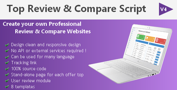 Top Review & Comparison Script | Code-Scripts-and-Plugins | Seo