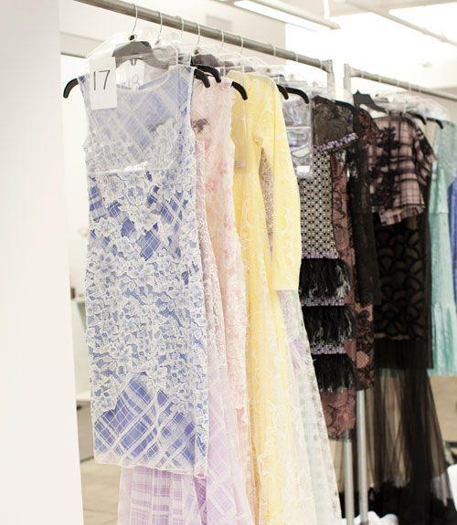 Tadashi Shoji Previews Spring 2014 Collection