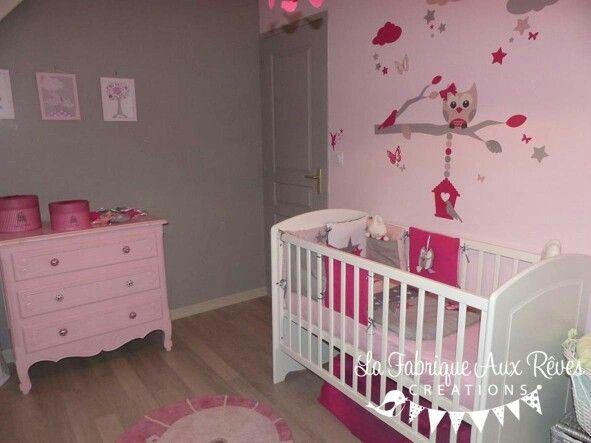 Épinglé par Isabelle M. sur Chambre d\'enfants | Dormitorio bebe ...
