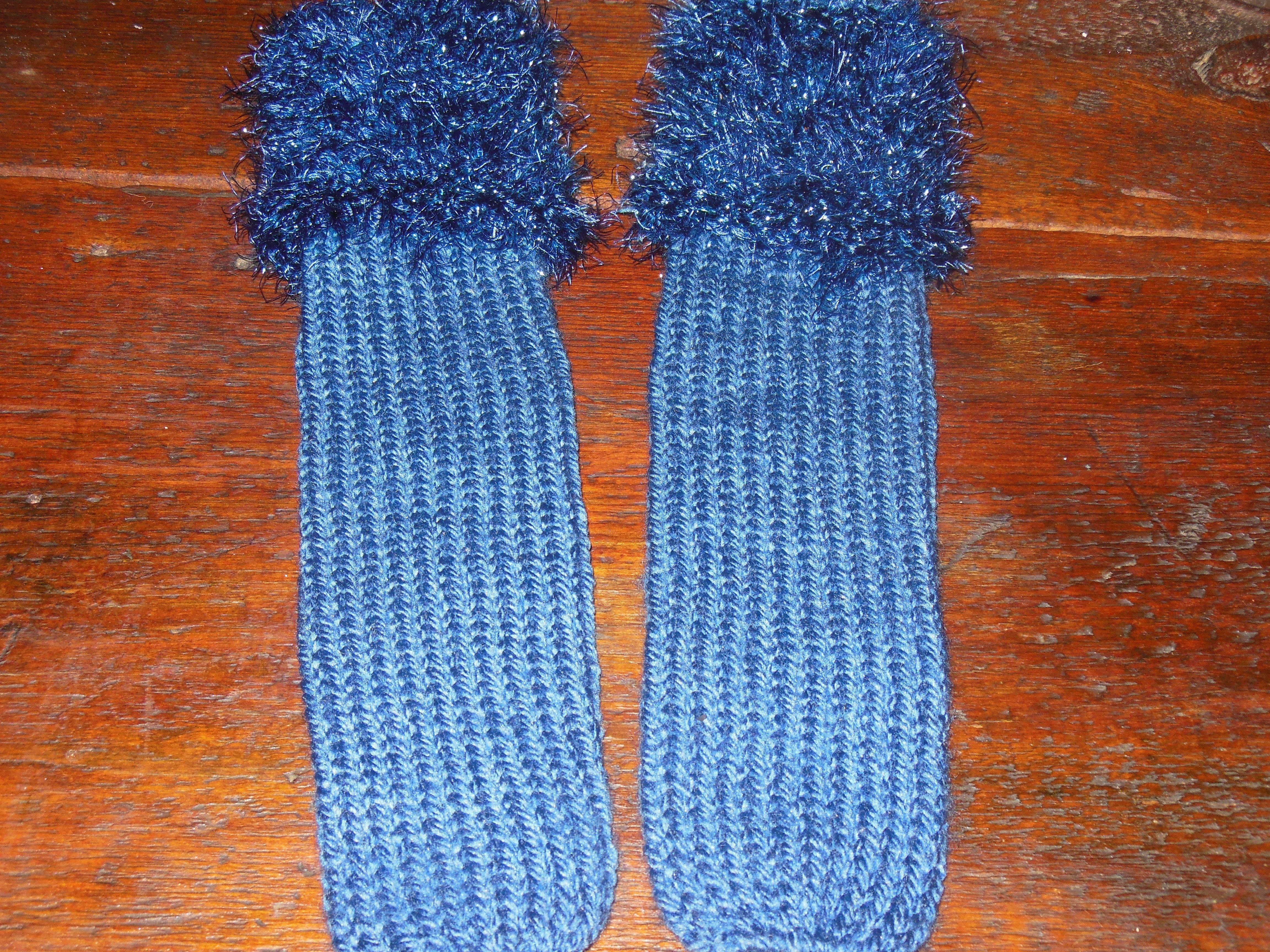 Addi Express tube socks | Free Crochet & Knitting Patterns ...