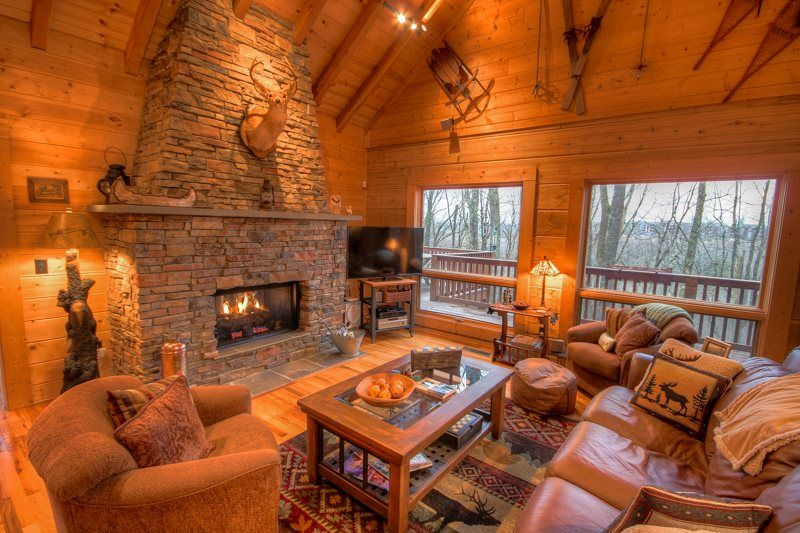 Honey Bear Cabin Carolina Cabin Rentals Vacation Cabin