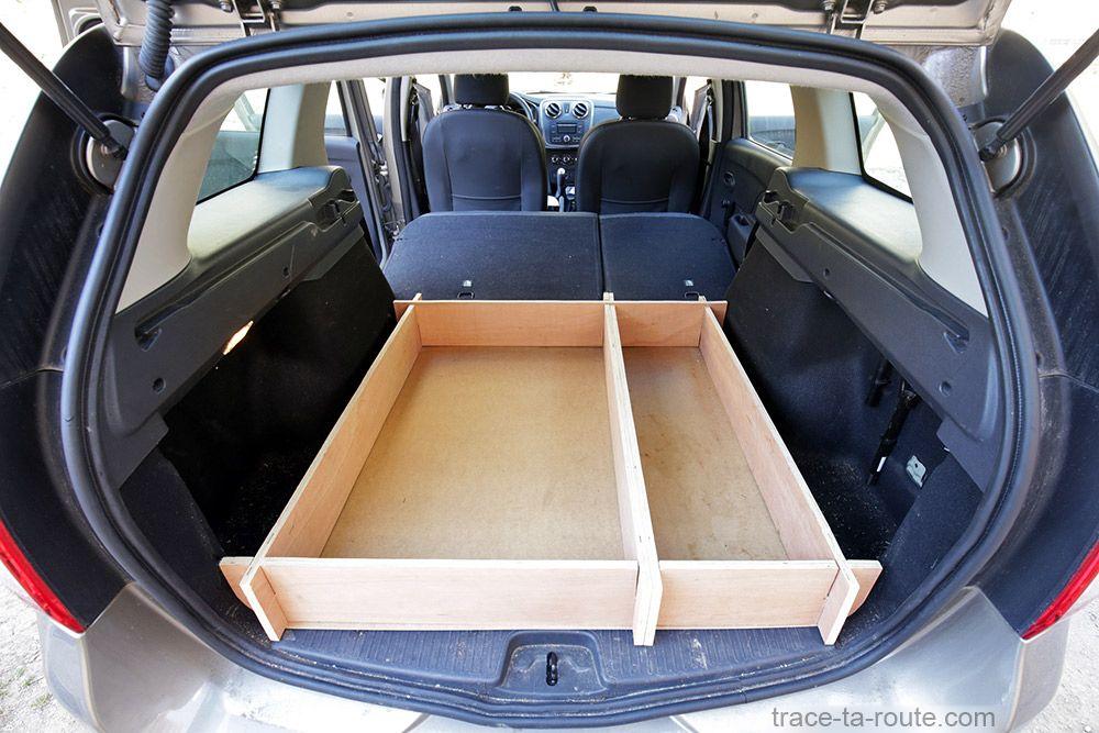 road trip comment am nager sa voiture break pour dormir dedans. Black Bedroom Furniture Sets. Home Design Ideas