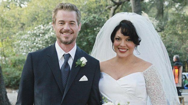 Weisse Hochzeit 7x20 Mark Sloan Und Callie Torres Greysanatomy Greysanatomyabc Greysanatomyp Greys Anatomy Callie Greys Anatomy Season Greys Anatomy Season 7