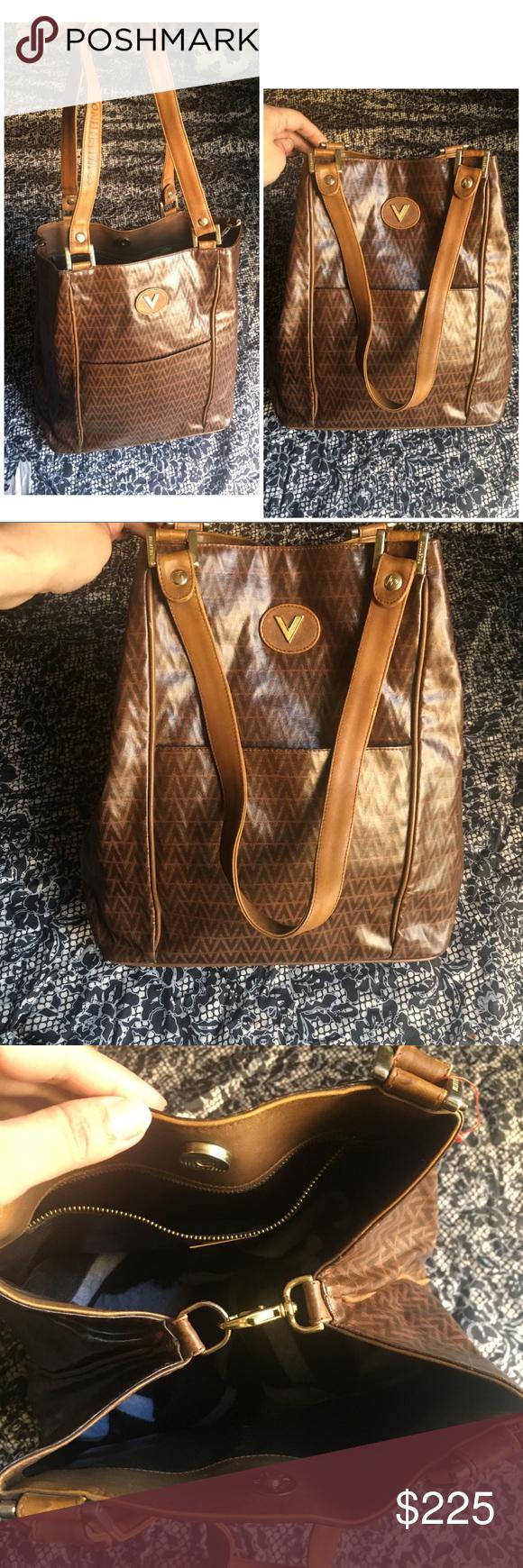 Mario Valentino Vintage Bag Mario Valentino Mario Valentino Bags Valentino