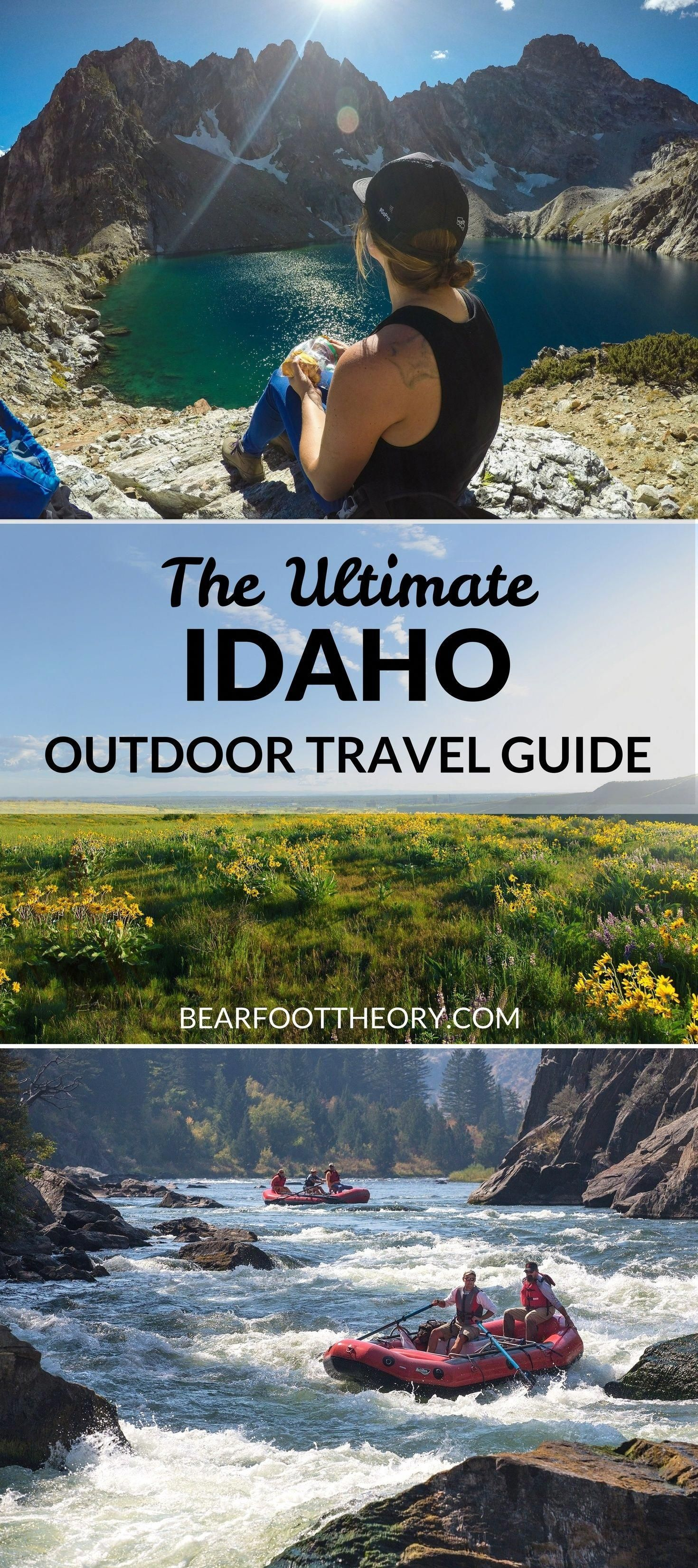 Plan an adventurous trip to Idaho with our outdoor travel