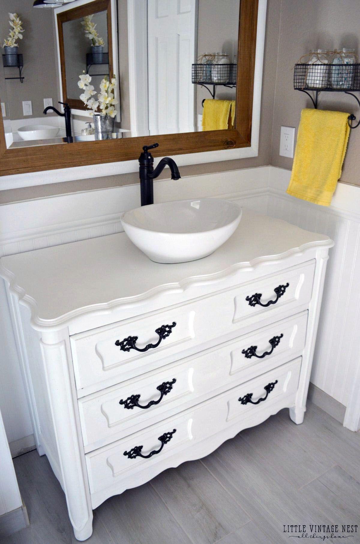 New Picks Best Small Bathroom Vanities Dresser Vanity Bathroom Shabby Chic Bathroom Vanity Shabby Chic Bathroom