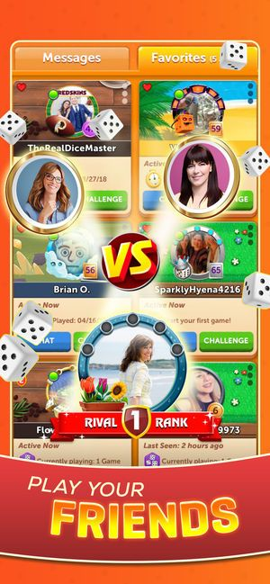 Yahtzee® with Buddies Dice on the App Store Games to