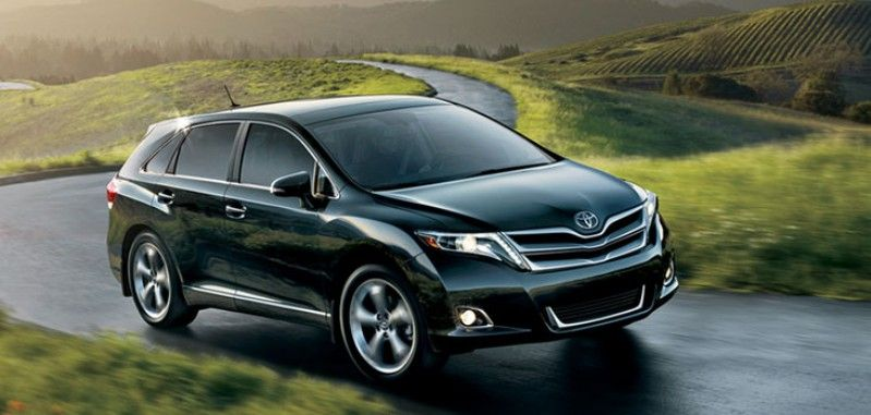 The First Engine Will Be A 4 Cylinder Mill With Displacement Of 2 7 Liters That Develop 182 Hp 5 800 Rpm 2017 Toyota Venza Release Date Is