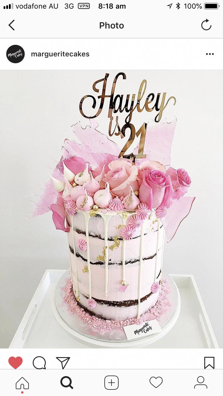 Pin su Birthday Cakes