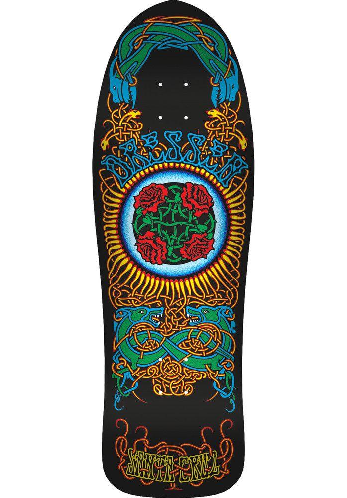 Santa-Cruz Dressen-Rose-Reissue - titus-shop.com  #Deck #Skateboard #titus…