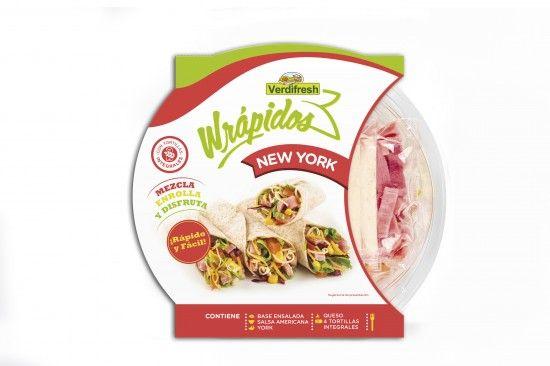 Mercadona Verdifresh Ensalada Wrápidos New York Base De Ensalada Tortillas De Trigo Integ Tortillas De Trigo Integral Tortillas De Trigo Harina De Arroz