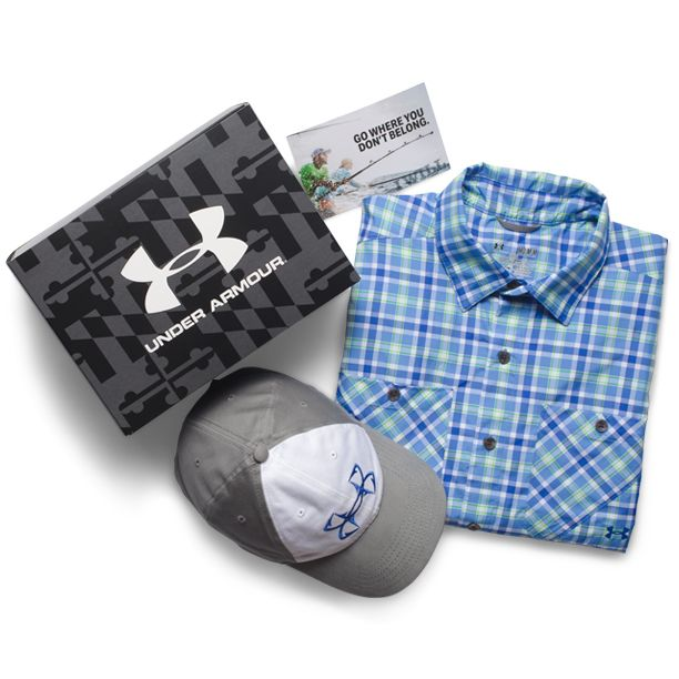 1816532add Men's Under Armour Fish Gift Pack. We're making this easy for you ...