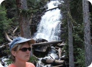 Fern Falls: Rocky Mountain National Park