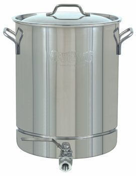 10 Gallon Stainless Steel Stock Pot With Spigot Bayou Classic Steel Stock Stock Pot