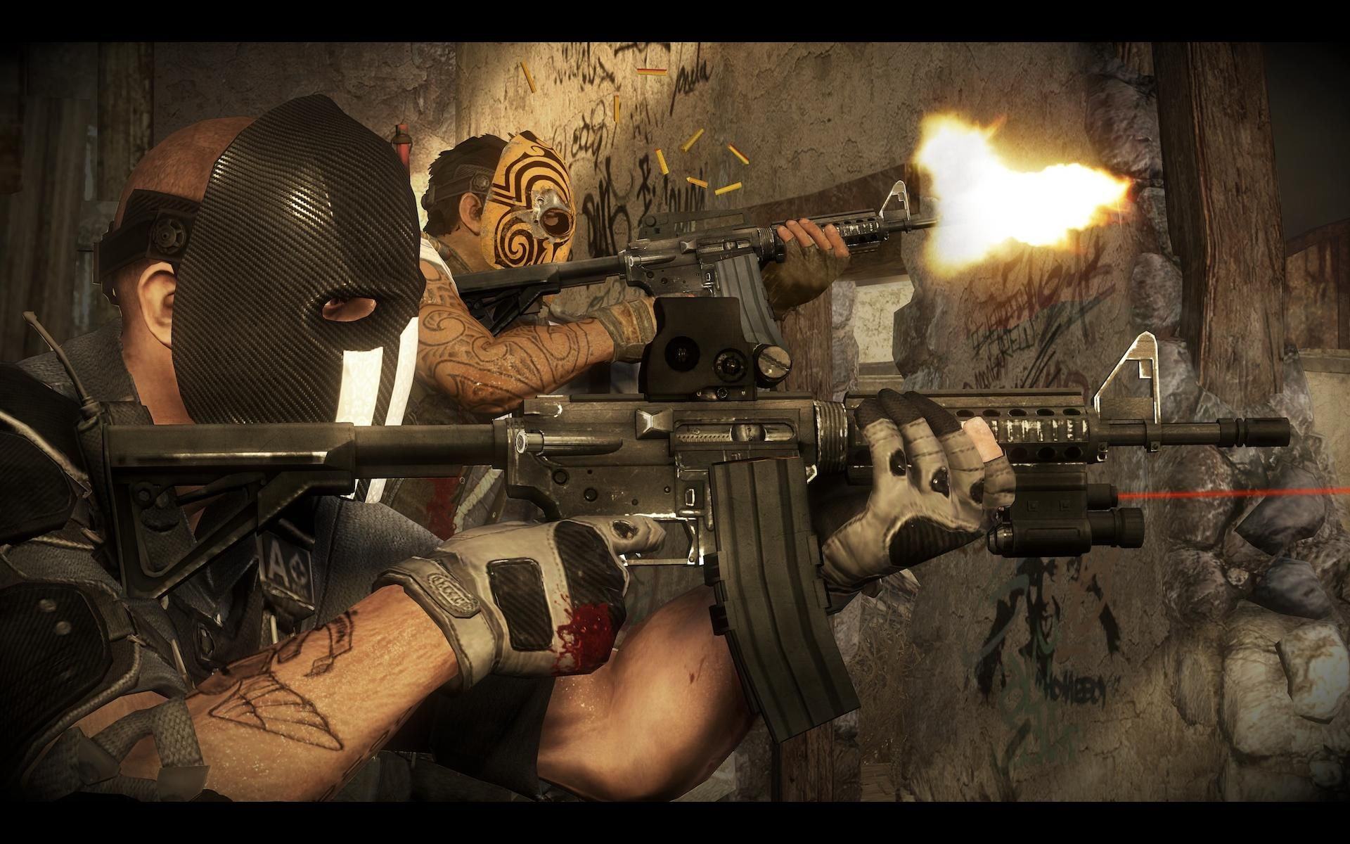 Pin En Army Of Two