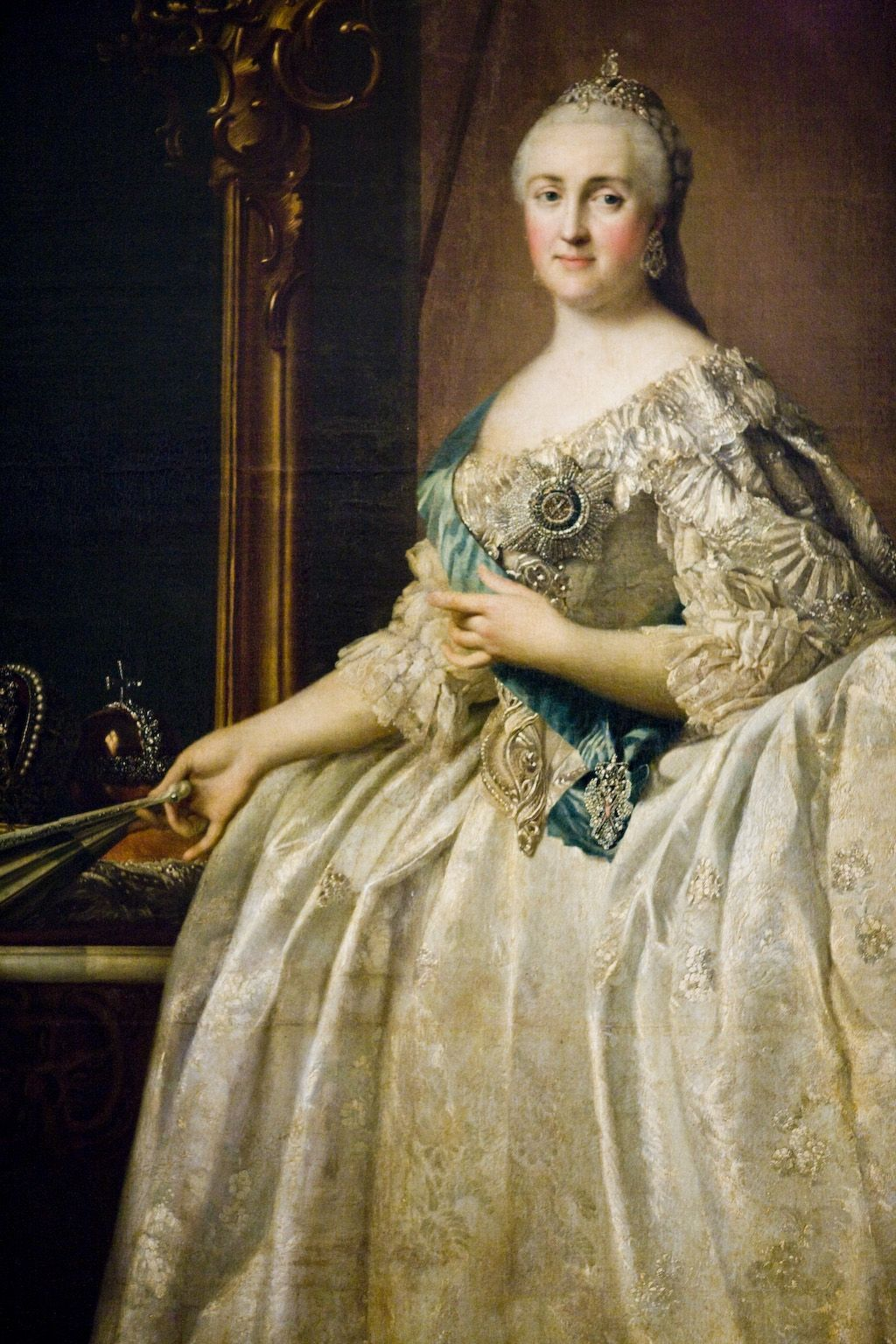 Tsarina Catherine The Great Of Russia Catherine The Great