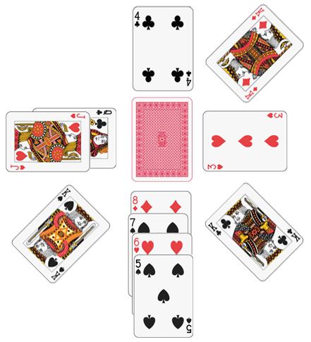 Photo of Kings Corner Card Game Rules – Dice Game Depot – Kings Corner Card Game …
