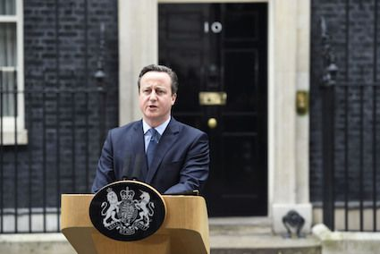 'Well, I f**ked that up, didn't I?'' says Cameron - David Cameron has confirmed that he well and truly fucked that up.