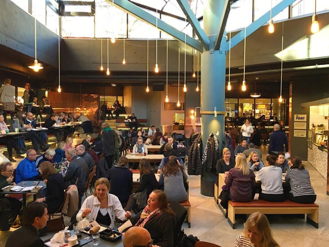 food court stockholm