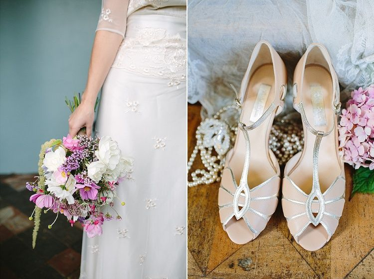 Rachel Simpson Shoes Pretty Vintage Inspired Bridal Wedding Accessories