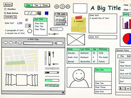 10 Excellent Tools for Creating Web Design Wireframes | Web design ...