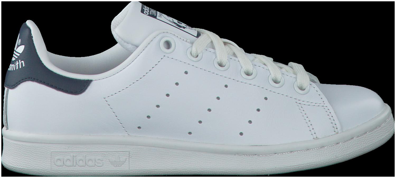 Witte ADIDAS Sneakers STAN SMITH DAMES (met afbeeldingen ...