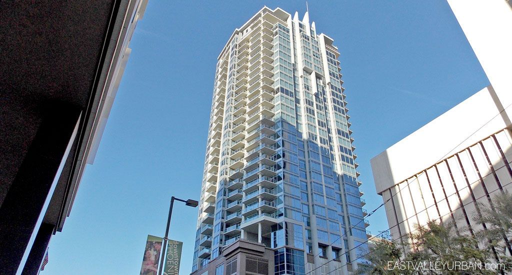 44 Monroe Luxury High Rise Apartments For Rent In Phoenix