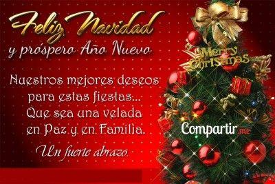Felicitacion De Año Nuevo 2016 En Facebook Feliz Navidad