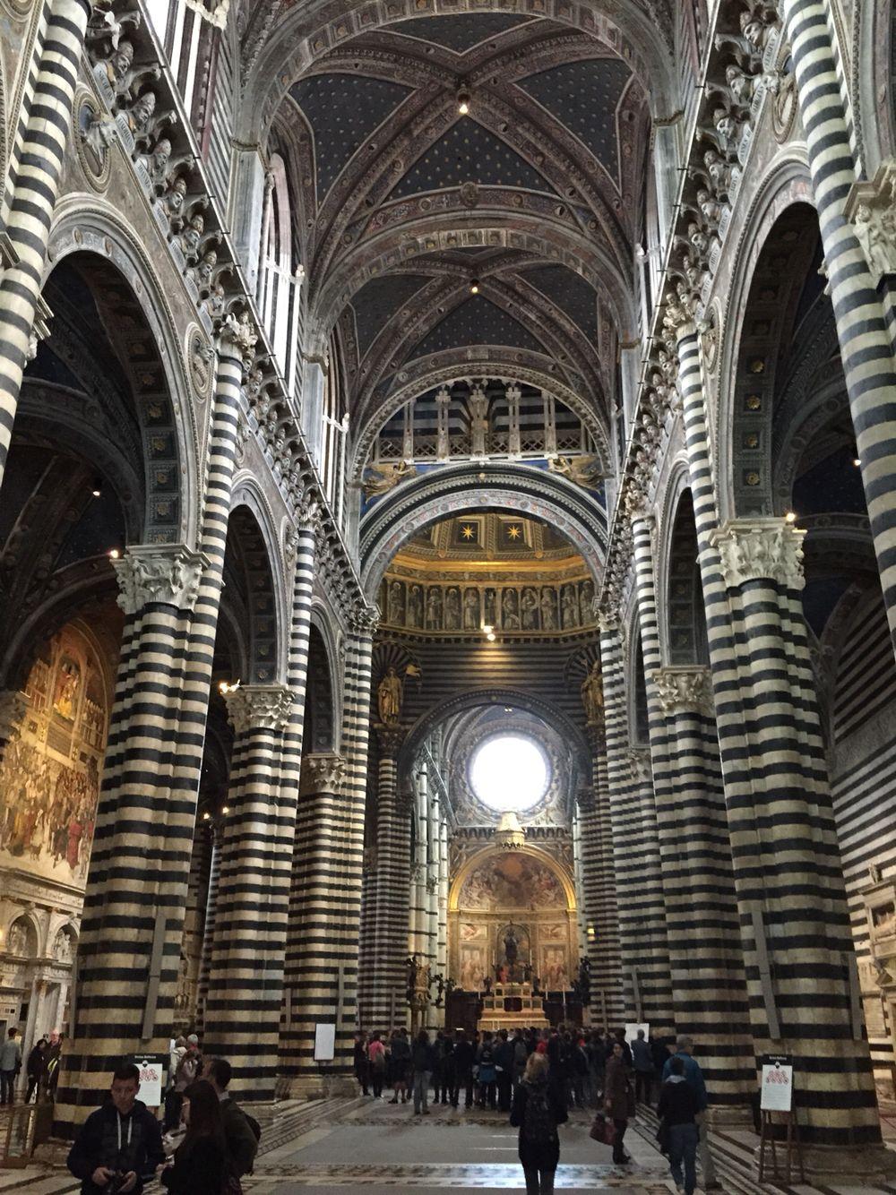 Duomo de Siena- Março 2015