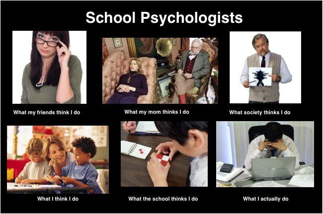School Psychology Meme School Psychology Pinterest School