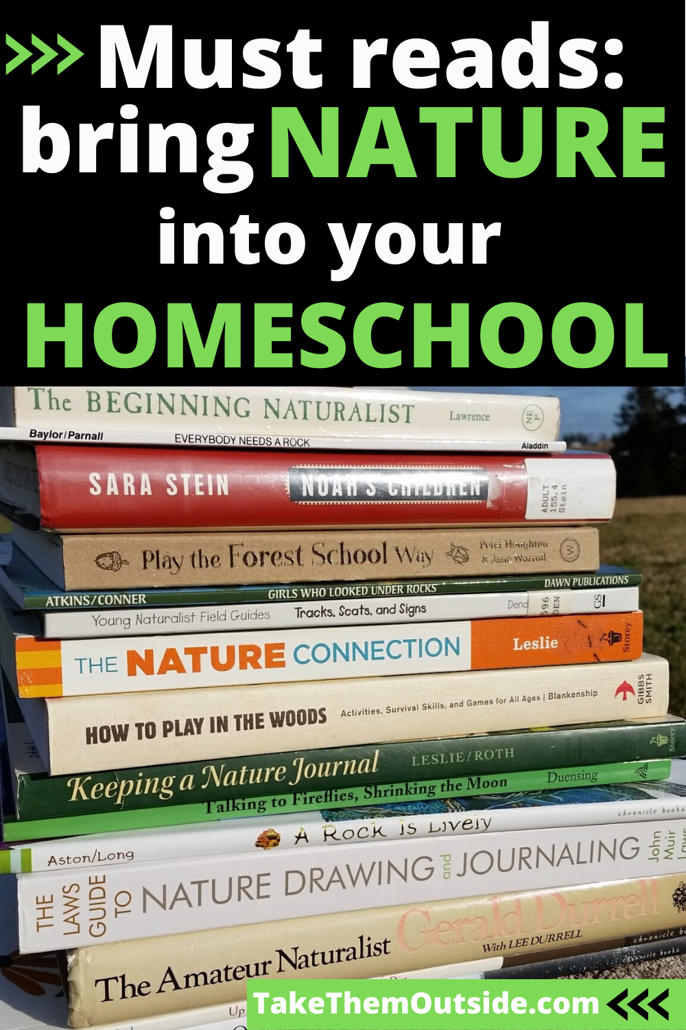 Nature Books For Adults