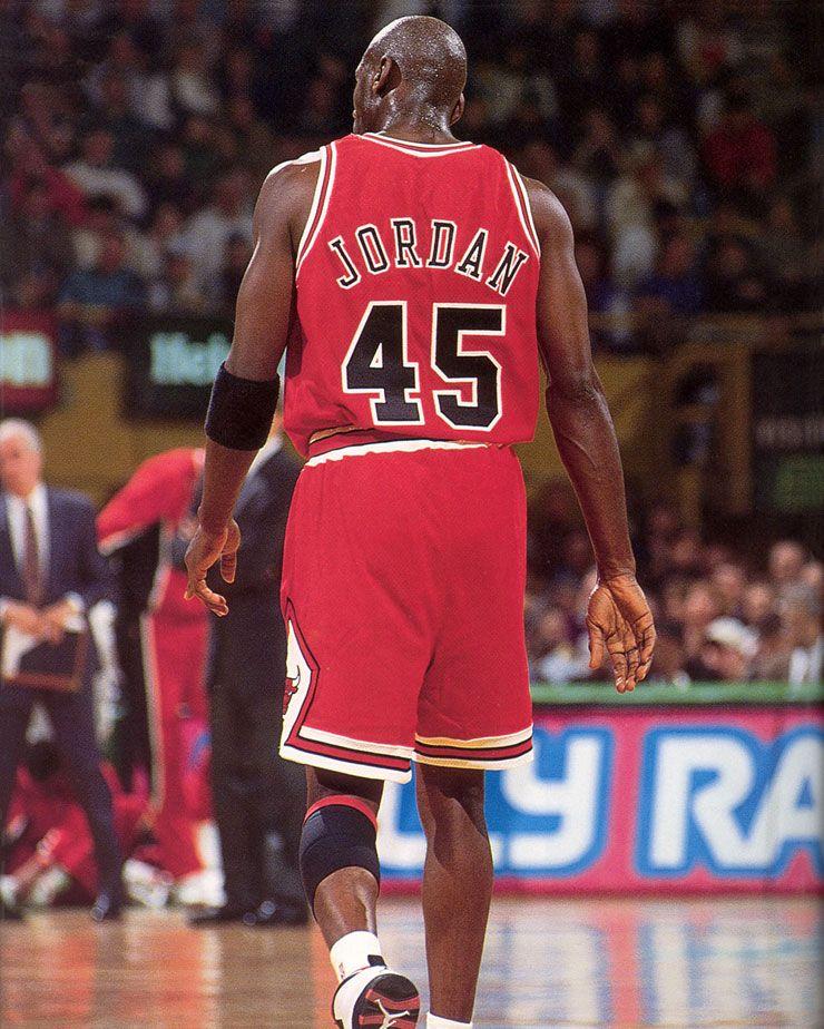 on sale 0e6c4 b7c91 23 become 45 | MJ & Rodman | Michael jordan, Jordans ...