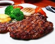 Sirloin of beef, French dish.