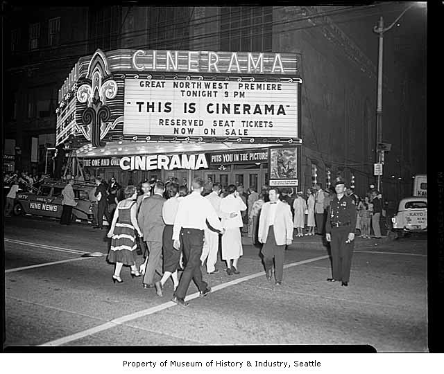 Old Soul Retro Times: This Is Cinerama | Movie theaters past