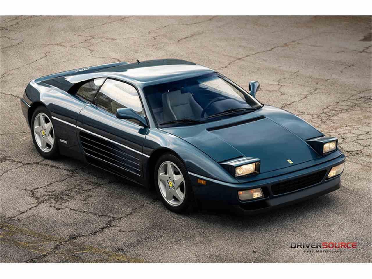 1990 Ferrari 348 For Sale Classiccars Com Listing Id Cc