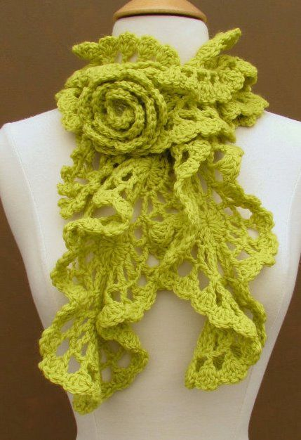 This may be my 2012 winter scarf project... | crochet | Pinterest ...