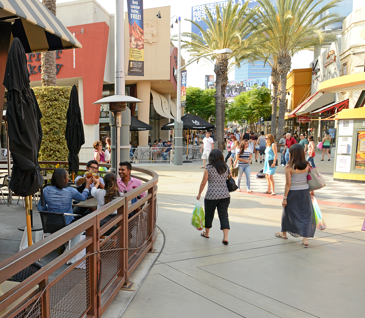 Shopping Spree near  Anaheim  The Outlets at Orange 96abfb486fa44