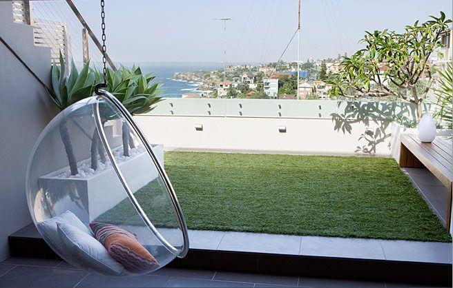 Terraza diseño moderno Garden Pinterest Diseño moderno