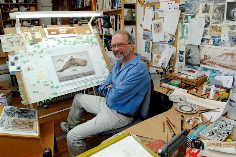 Illustrator wins inaugural Mallinson Rendel award Art
