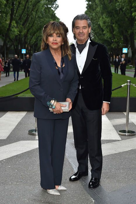 Tina Turner With Her Husband 2017 Tina Tina Tina