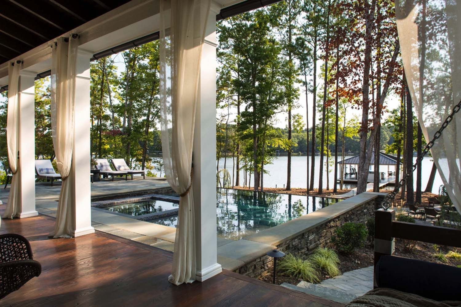 Mercer island luxury waterfront estate idesignarch interior design - 18004 Rosiers Creek Ln King George Va 22485 Beautiful Waterfront Home Sits High On A Bluff Overlooking Rosiers Creek 5 5 Acres With Waterviews