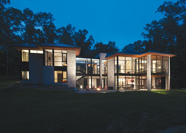 Pin By Hour Detroit On 2014 Detroit Home Design Awards Homes Mansions New Homes House Design